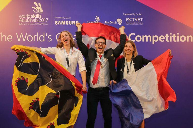 World Skills 2017 Abu Dhabi – Sieg geht wieder in die Steiermark