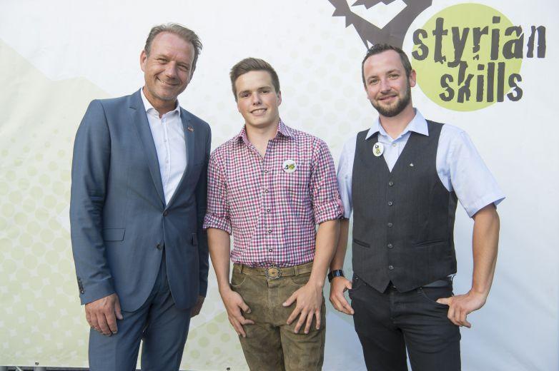 StyrianSkills 2017: Vorhang auf für die besten Lehrlinge der Steiermark