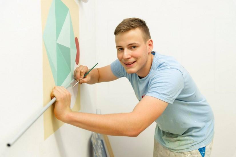 Styrian Skills 2019: Die Besten Lehrlinge im Handwerk Maler und Tapezierer