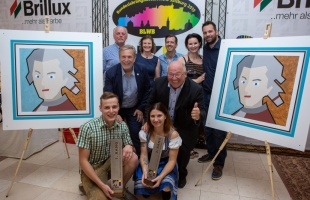 Bundeslehrlingswettbewerb der Maler & Beschichtungstechniker 2019 in Salzburg
